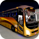 City Coach Bus Driving Sim Bus Games 2020 APK MOD Unlimited Money 0.2 for android