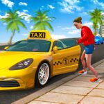 City Taxi Driving Sim 2020: Free Cab Driver Games APK (MOD, Unlimited Money) 1.0.9 for android