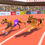 Dog Race Sim 2019 Dog Racing Games APK MOD Unlimited Money 7.1.4 for android