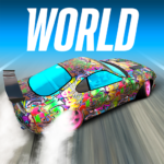Drift Max World – Drift Racing Game APK MOD Unlimited Money 1.81 for android