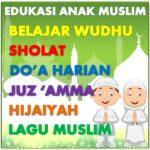 Edukasi Anak Muslim APK MOD Unlimited Money 7.0.1 for android