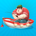 Fisherman Larry Awesome Idle Fishing. Catch fish. APK MOD Unlimited Money 1.06 for android