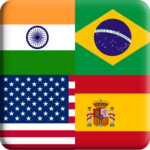 Flags Quiz Gallery : Quiz flags name and color APK (MOD, Unlimited Money) Flag 1.0.221 for android
