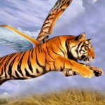 Flying Tiger Simulator APK MOD Unlimited Money 1.9 for android