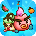 Fruit Ice Cream – Ice cream war Maze Game APK MOD Unlimited Money 4.5 for android