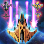 Galaxy Airforce War APK MOD Unlimited Money 1.0.42 for android