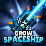 Grow Spaceship VIP – Galaxy Battle APK MOD Unlimited Money 5.2.6 for android