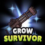 Grow Survivor – Idle Clicker APK MOD Unlimited Money 6.2.0 for android