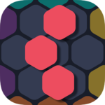 Hexa Mania Fill Hexagon Puzzle Hex Block Blast APK MOD Unlimited Money 4.6 for android