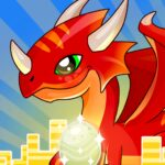 IDLE DRAGON WORLDFUN GAME APK MOD Unlimited Money for android