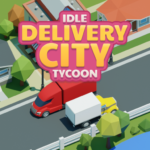 Idle Delivery City Tycoon Cargo Transit Empire APK MOD Unlimited Money 3.3.3 for android