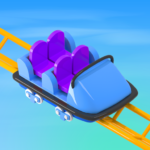 Idle Roller Coaster APK MOD Unlimited Money 2.4.2 for android