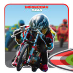 Indonesian Drag Bike Street Racing APK MOD Unlimited Money 4 for android