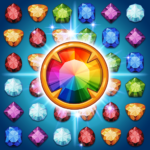 Jewel Alchemist Match 3 Puzzle APK MOD Unlimited Money 1.2.4 for android