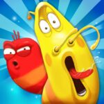 Larva Heroes Lavengers APK MOD Unlimited Money 2.7.0 for android