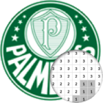 Logotipo Do Futebol Brasileiro Cor Por Número APK (MOD, Unlimited Money) 4.0 for android