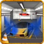 Multi-Storey Car Parking Spot 3D Auto Paint Plaza APK MOD Unlimited Money 1.7 for android