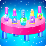 Nail makeup Kit: Fashion doll girls games 2020 APK (MOD, Unlimited Money) 1.0 for android