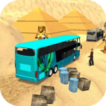 Offroad Desert Bus Simulator APK MOD Unlimited Money 1.3 for android