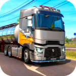 Oil Tanker Transport Game Free Simulation APK MOD Unlimited Money 1.0.1 for android