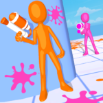 Paintwar.io – Paintball Battleground Shooting APK MOD Unlimited Money 0.14 for android