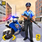 Police Moto Bike Chase Free Shooting Games APK MOD Unlimited Money 2.0.12 for android