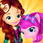 Pony Girl Dress Up APK MOD Unlimited Money 1.2 for android