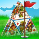 Pyramid Golf Solitaire APK MOD Unlimited Money 5.0.1621 for android