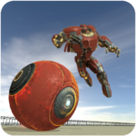 Robot Ball APK MOD Unlimited Money 2.1 for android