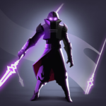 Shadow Knight Premium Stickman Fighting Game APK MOD Unlimited Money 1.1.189 for android