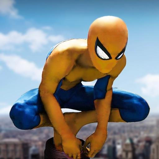 Spider Rope Gangster Hero Vegas – Rope Hero Game APK MOD Unlimited Money 1.1.8 for android