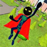 Stickman Superhero APK MOD Unlimited Money 1.2 for android