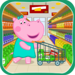 Supermarket Shopping Games for Kids APK MOD Unlimited Money 2.9.0 for android
