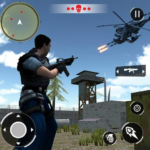 Swat FPS Force Free Fire Gun Shooting APK MOD Unlimited Money 2.0 for android