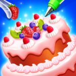 Sweet Cake Shop – Cooking Bakery APK MOD Unlimited Money for android
