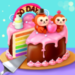 Sweet Cake Shop2 – Bake Birthday Cake APK MOD Unlimited Money 2.9.5022 for android