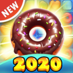 Sweet Cookie -2019 Puzzle Free Game APK (MOD, Unlimited Money) 1.5.4 for android
