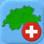 Swiss Cantons – Quiz about Switzerland's Geography APK (MOD, Unlimited Money) 3.1.0 for android