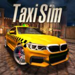 Taxi Sim 2020 APK MOD Unlimited Money 1.2.12 for android