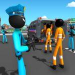 US Police Stickman Criminal Plane Transporter Game APK MOD Unlimited Money 4.4 for android