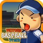 Victory Baseball Team APK MOD Unlimited Money 2.1 for android