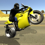 Wheelie King 3D – Realistic free motorbike racing APK MOD Unlimited Money 1.0 for android