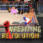 Wrestling Revolution APK MOD Unlimited Money 2.072 for android