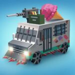 Zombie Derby Pixel Survival APK MOD Unlimited Money 1.0.3 for android