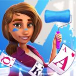 Avas Manor – A Solitaire Story APK MOD Unlimited Money 14.0.0 for android