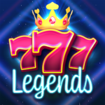 Best Casino Legends 777 Free Vegas Slots Game APK MOD Unlimited Money 1.90.0.01 for android