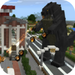 Big Godzilla Mod for MCPE APK MOD Unlimited Money 4.3 for android