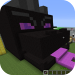 Black fire Dragon Mod for MCPE APK MOD Unlimited Money 4.3 for android