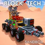 Block Tech Epic Sandbox Craft Simulator Online APK MOD Unlimited Money 1.7 for android