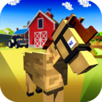 Blocky Horse Simulator APK MOD Unlimited Money 2.0 for android